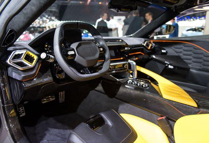 Pour succéder à la ST1, Zenvo dévoile son hypercar TS1