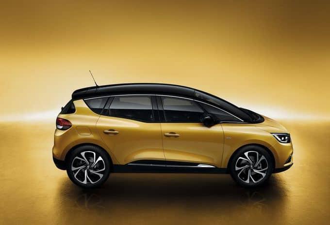 Renault a pris son temps pour renouveler le Scénic 4