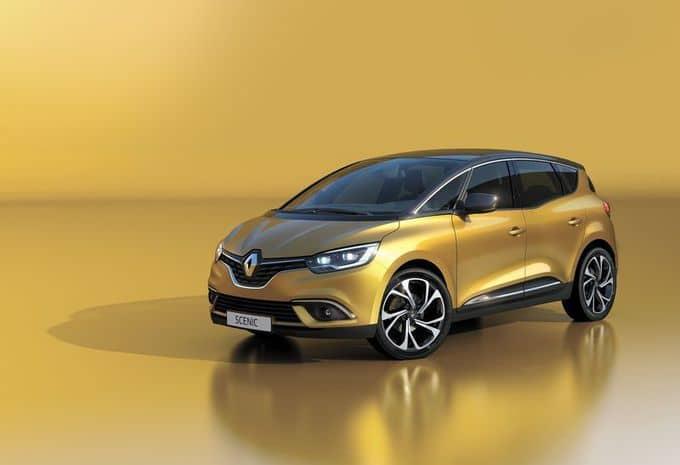 Renault a pris son temps pour renouveler le Scénic 7