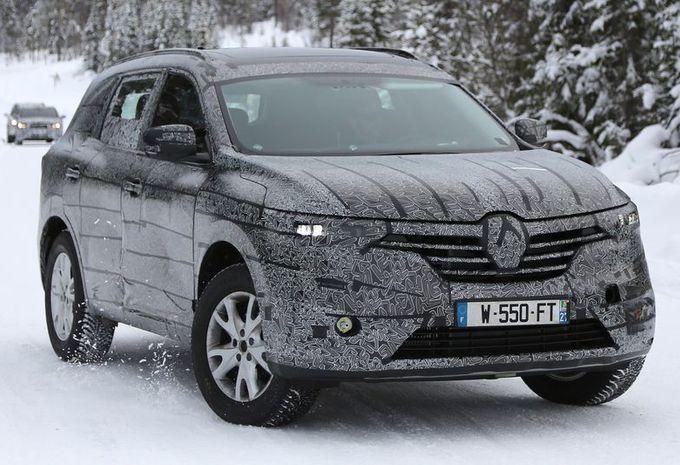 Renault dit au revoir à son SUV Koleos pour dire bonjour au Maxthon 1