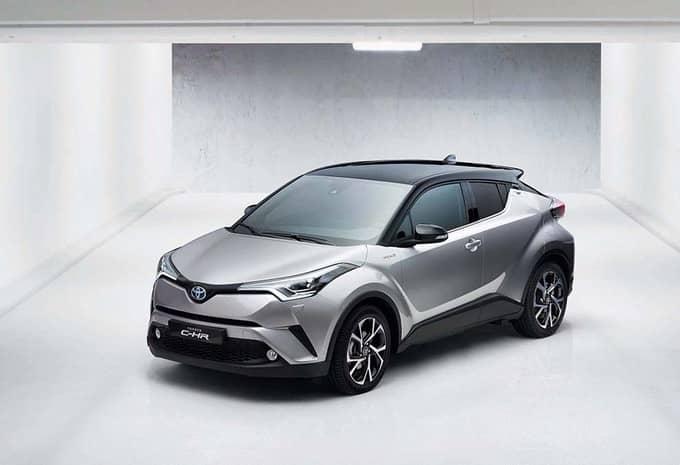 Toyota compte sur son C HR pour conquérir le segment des petits SUV urbains