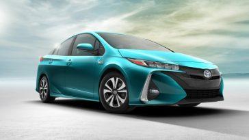 Toyota lance une nouvelle Prius, encore plus écologique