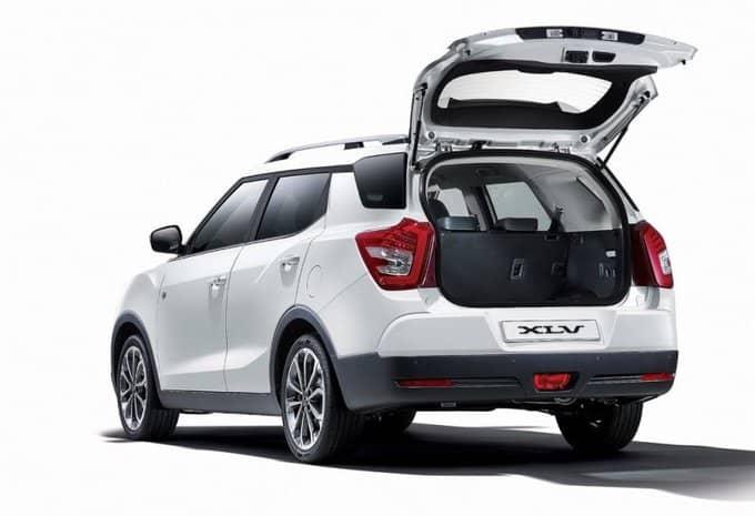 Un coffre de 720 L pour la version allongée du SsangYong Tivoli XLV 4