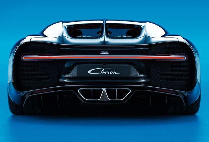 Une Bugatti Chiron aussi hors norme que la Veyron 11