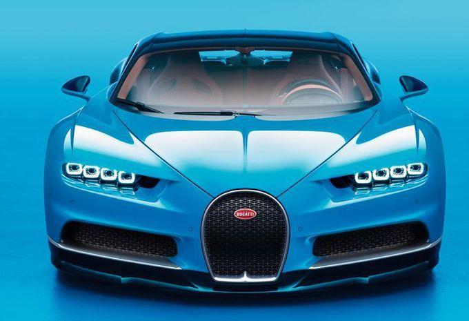 Une Bugatti Chiron aussi hors norme que la Veyron 12