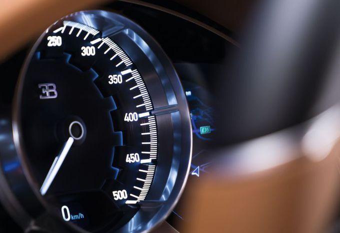 Une Bugatti Chiron aussi hors norme que la Veyron 14