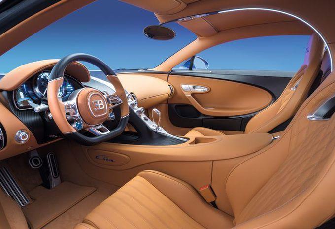 Une Bugatti Chiron aussi hors norme que la Veyron 15