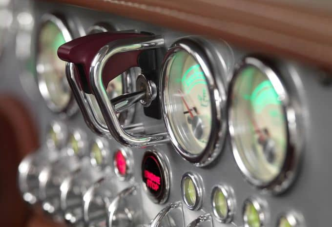 Une C8 Preliator pour relancer la marque Spyker 7