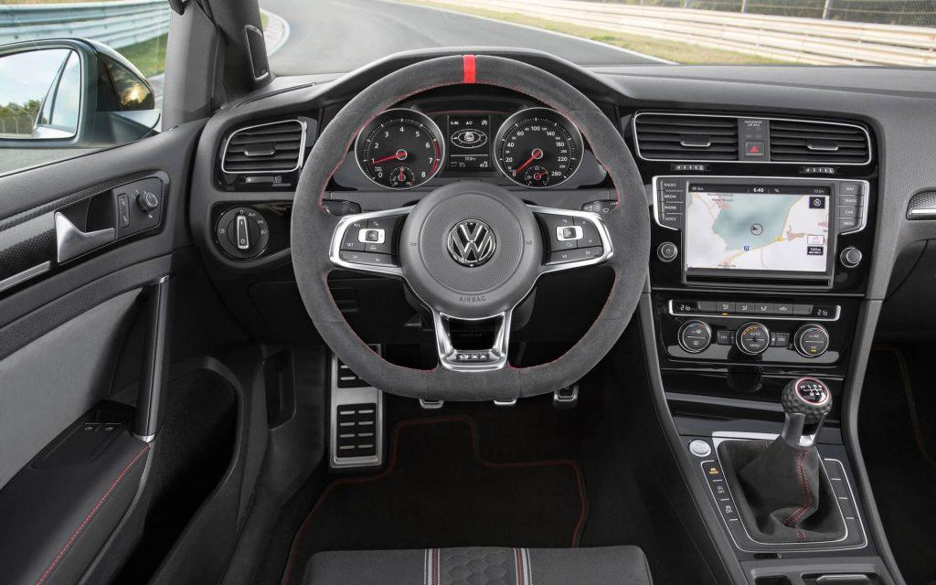 Une Golf GTI Clubsport de 265 ch pour son 40e anniversaire