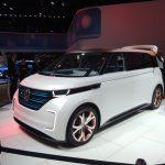 Une production de la Volkswagen Budd-e pour 2019