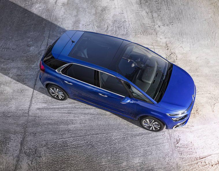 Le Citroën C4 Picasso se renouvelle pour encore plus inciter au voyage