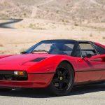 Une Ferrari 308 GTS électrique qui ne sort pas de Maranello