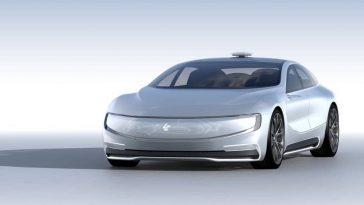 Une révolution se prépare en Chine, la voiture autonome gratuite