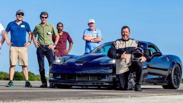 GXE : record du monde de vitesse pour une voiture électrique, 330,9 km/h 1