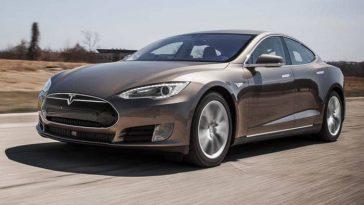 Plus de 600 km, c'est l'autonomie évoquée pour la Tesla Model S 100D