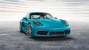 Une sonorité moins pure pour la Porsche 718 Cayman S, mais le plein de sensations 17