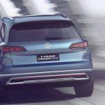 Le futur Volkswagen Touareg 2017 a déjà été aperçu