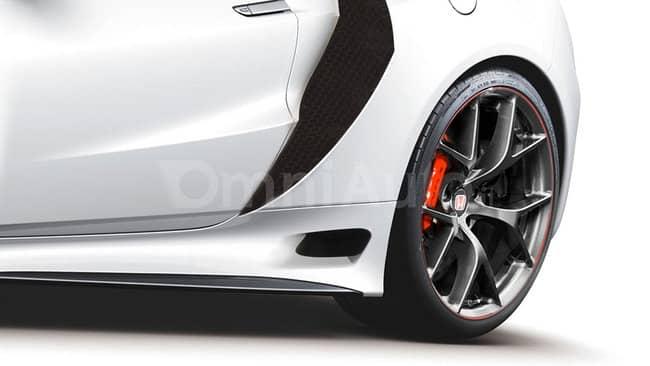 Les interprétations de la Honda NSX R fleurissent sur le web