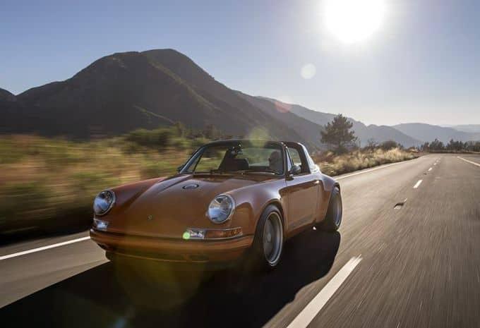 Deux nouvelles restaurations de Porsche 911 ont été présentées à Pebble Beach par Singer