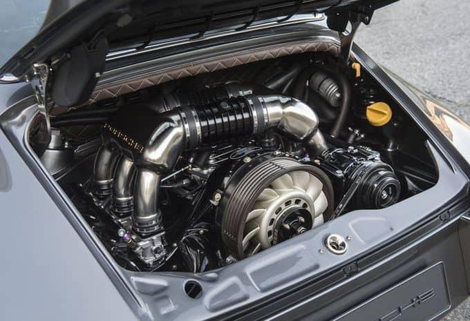 Singer présente deux nouvelles restaurations de Porsche 911 7