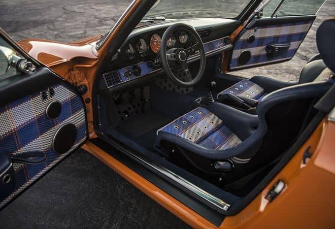 Singer présente deux nouvelles restaurations de Porsche 911 8