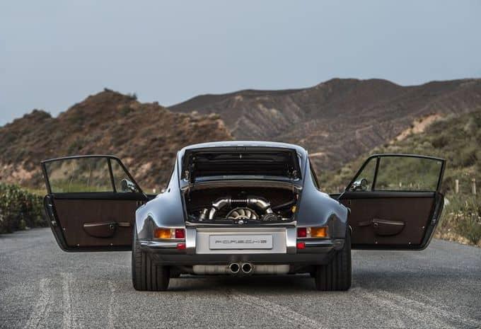 Singer présente deux nouvelles restaurations de Porsche 911 11