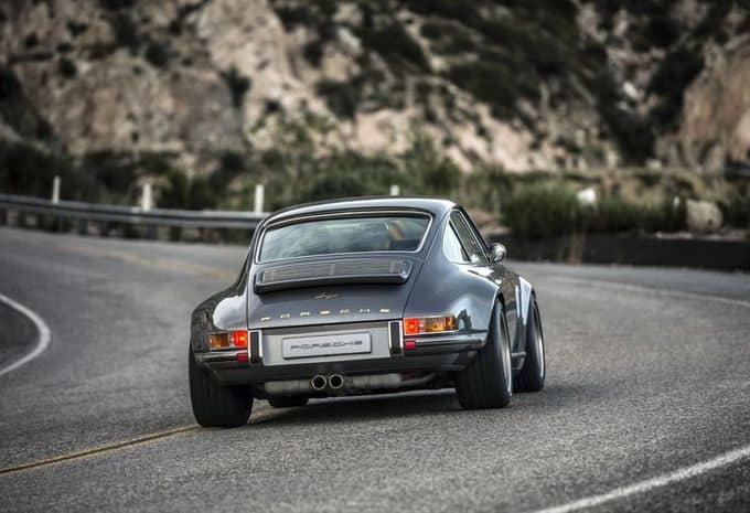 Singer présente deux nouvelles restaurations de Porsche 911 12