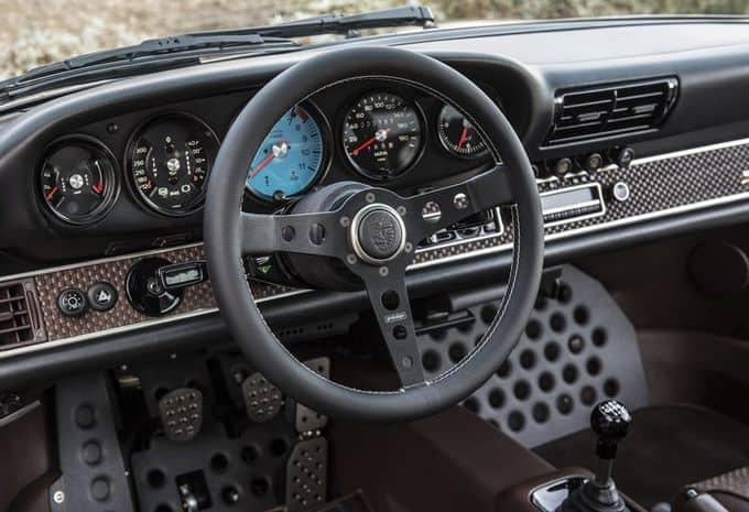 Singer présente deux nouvelles restaurations de Porsche 911 14