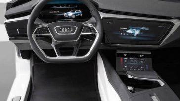 La prochaine Audi A8 aura droit à une planche de bord virtuelle