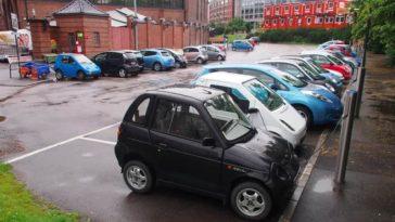 Près de 50 % des voitures neuves sont électriques en Norvège