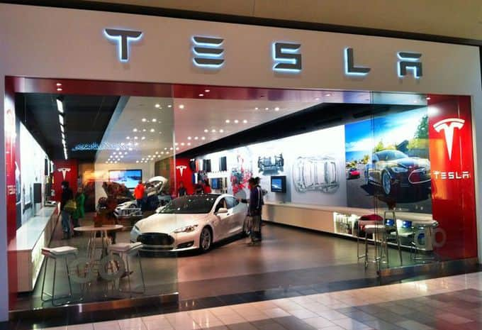La Wallonie aura bientôt droit à des enseignes Tesla
