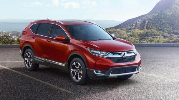 C'est aux États-Unis que Honda a présenté la cinquième génération du CR-V