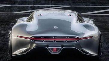 La future supercar Mercedes-AMG sera déclinée dans une version 100 % circuit