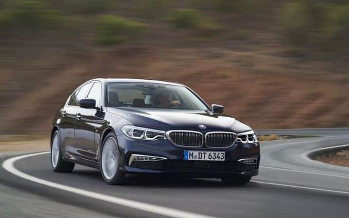 BMW fait la part belle aux nouvelles technologies pour la 7e génération de la Série 5