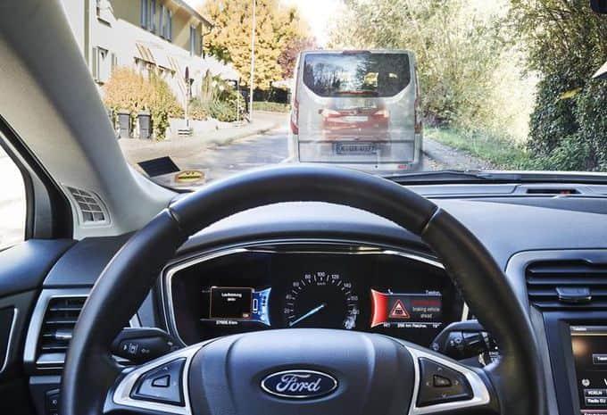 Les véhicules Ford, Jaguar et Land Rover vont communiquer ensemble 2