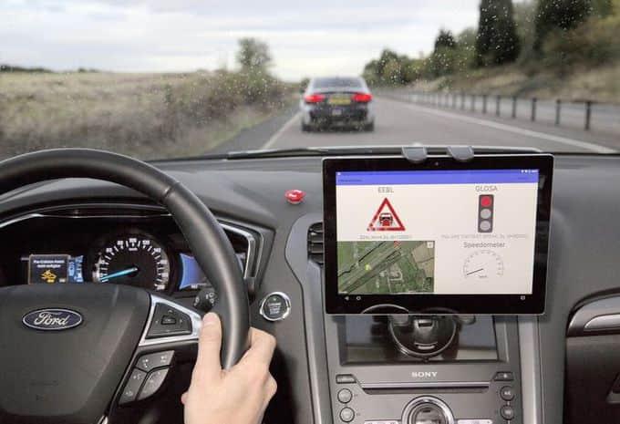 Les véhicules Ford, Jaguar et Land Rover vont communiquer ensemble 3