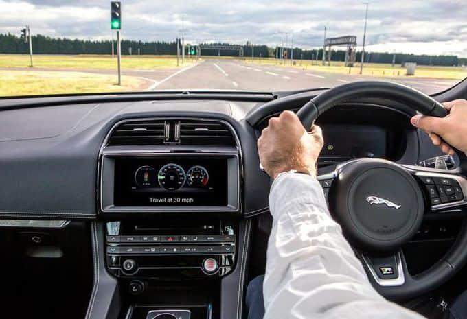 Les véhicules Ford, Jaguar et Land Rover vont communiquer ensemble