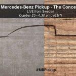Mercedes va présenter un pick-up, les invitations sont lancées