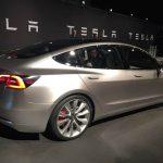 Tesla : la première année de production de la Model 3 a été entièrement vendue!
