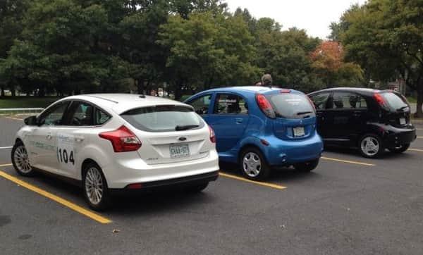 Le Québec innove au Canada en adoptant une loi véhicules zéro émission