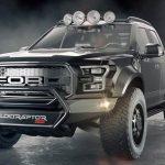 Hennessey transforme radicalement un Ford F-150 : le VélociRaptor 6x6