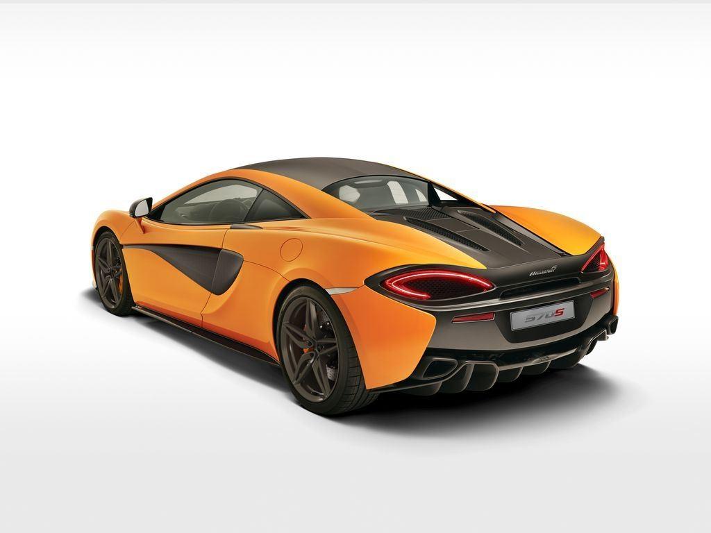 570S : McLaren s'attaque à l'entrée de gamme 7