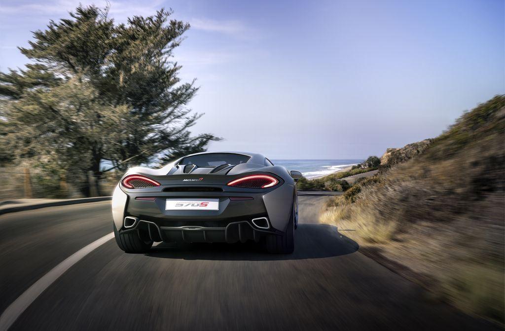 570S : McLaren s'attaque à l'entrée de gamme 8