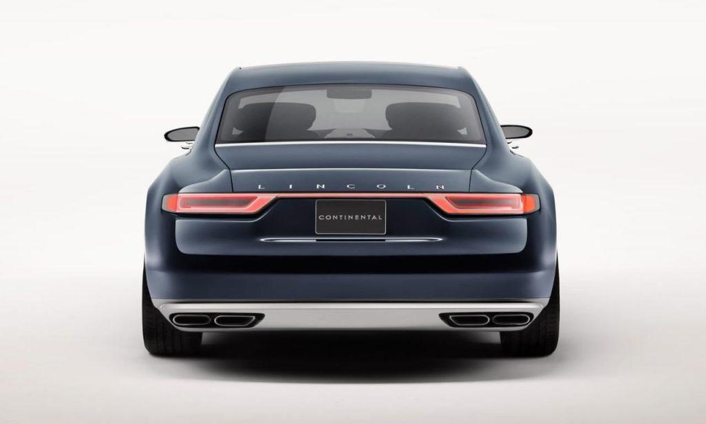 Ford : la marque Lincoln veut reconquérir l'ultra-luxe 5