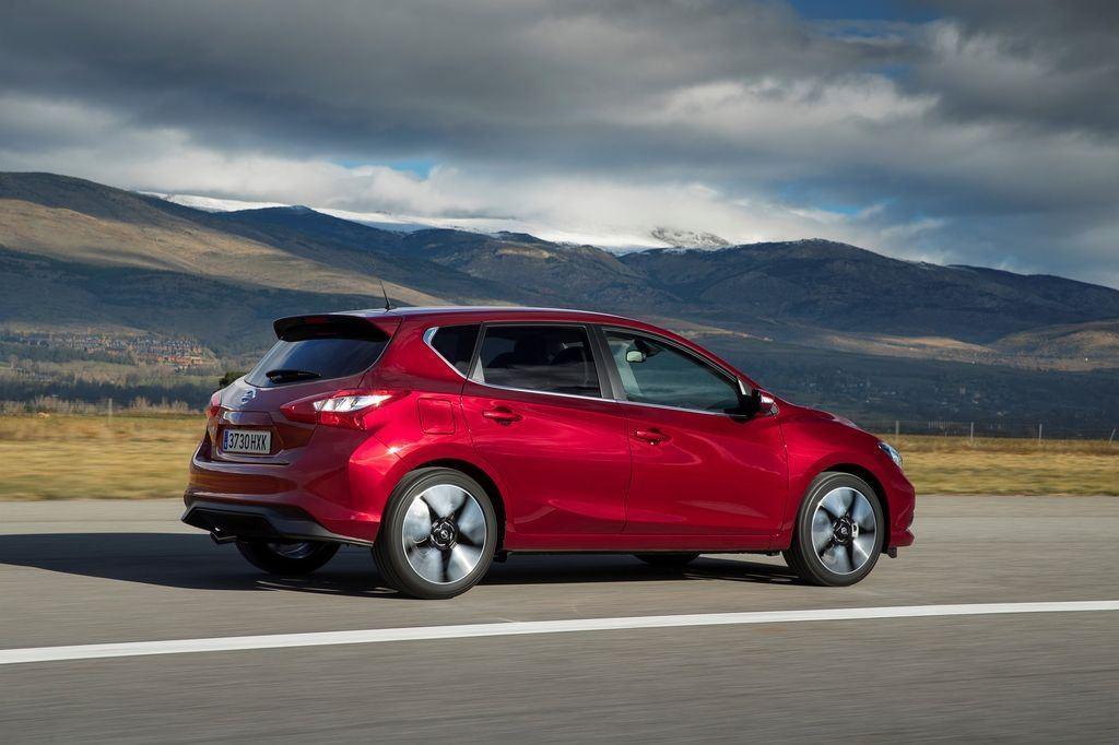 Pulsar GT : la nouvelle compacte de Nissan 4
