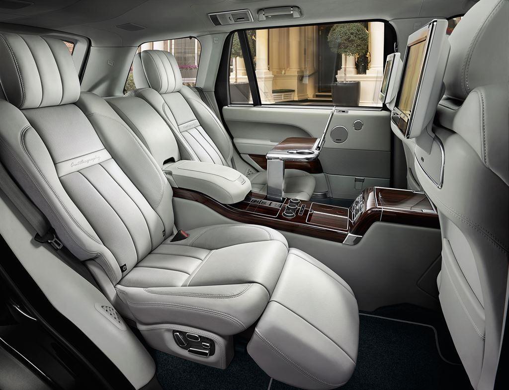 SVAutobiography : Range Rover réagit à la menace Bentley 4