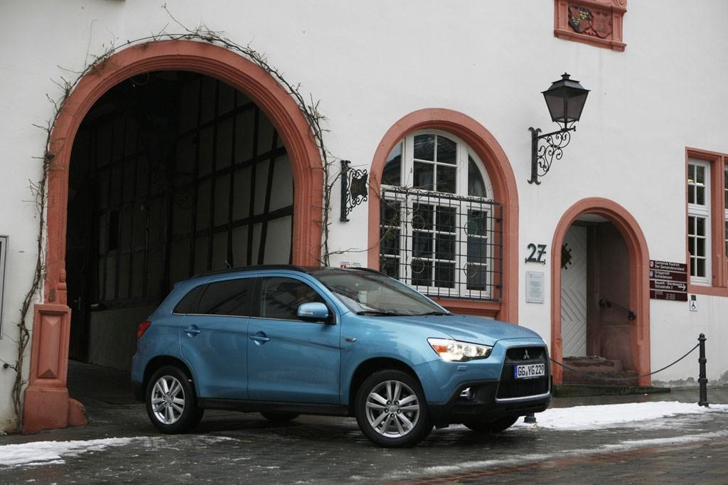 Mitsubishi : une déclinaison Evo pour l'ASX ? 7