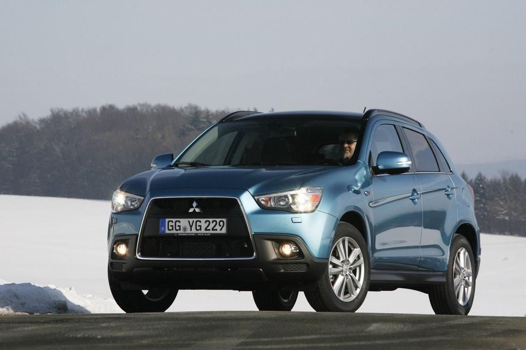 Mitsubishi : une déclinaison Evo pour l'ASX ? 8