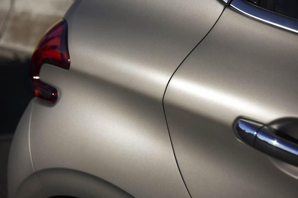 Peugeot : deux teintes texturées pour la 208 4