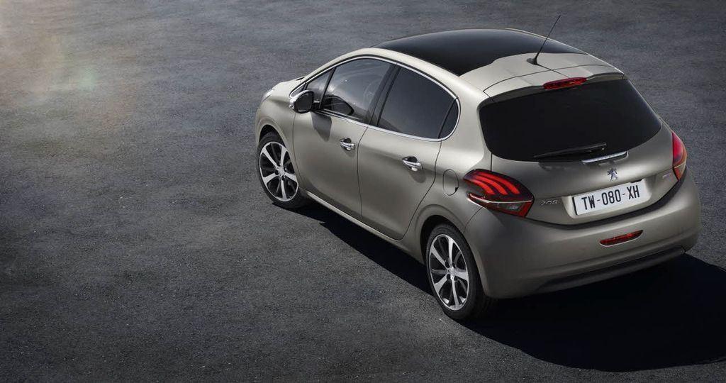 Peugeot : deux teintes texturées pour la 208 6
